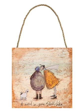 A Word In Your Shell Like - Sam Toft