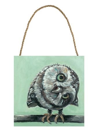 Little Owl - Louise Brown