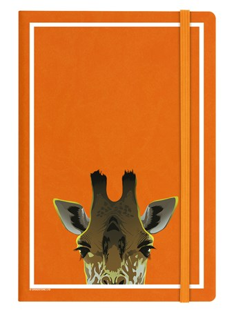 Peaking Giraffe - Inquisitive Creatures