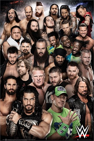 Superstars 2018, WWE