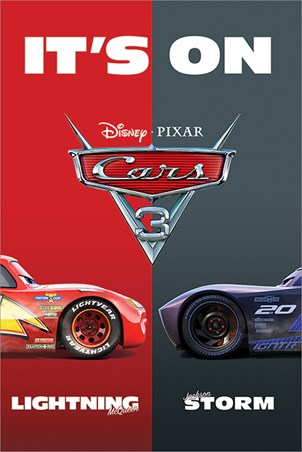 It's On - Cars 3