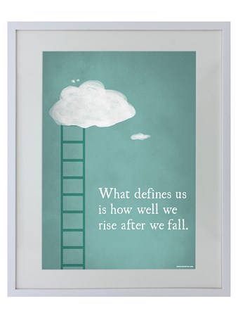 Framed What Defines Us - Rise Up From Defeat