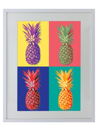 Pineapples - Pop Art