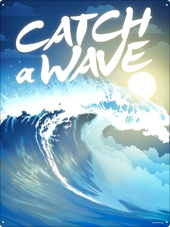 Catch A Wave - The Surf
