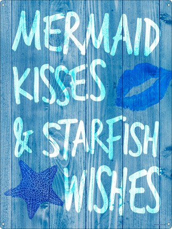 Mermaid Kisses & Starfish Wishes - Under The Sea