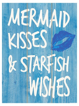 Mermaid Kisses & Starfish Wishes -