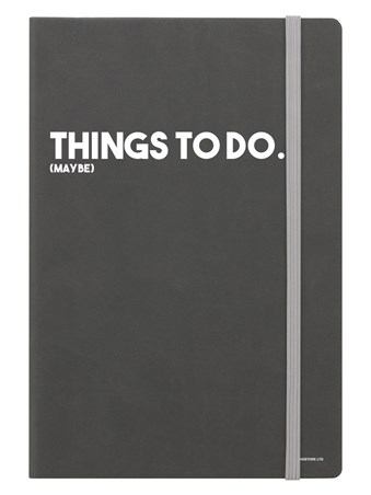 Things To Do - (Maybe)