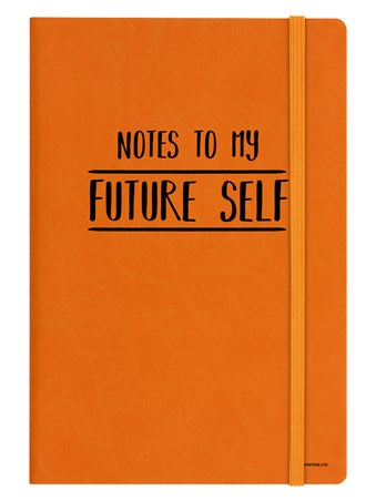 Notes To My Future Self - Hard Cover
