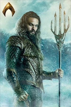 Aquaman Trident - Justice League