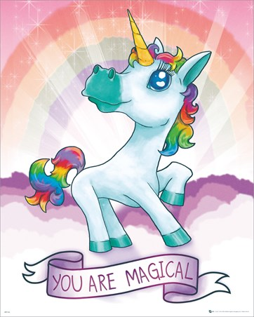Unicorn Magic - Your Are Magical