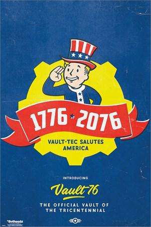 Tricentennial - Fallout 76