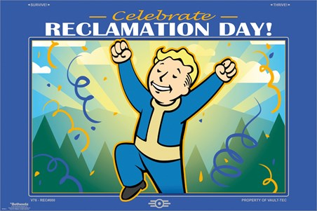 Reclamation Day - Fallout 76