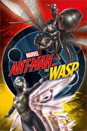 Ant-Man and The Wasp - Marvel