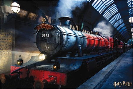 Hogwarts Express - Harry Potter