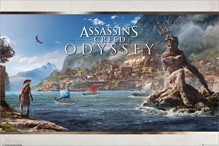 Odyssey Vista - Assassins Creed