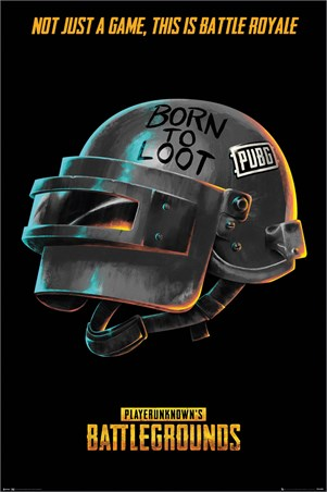 Born To Loot - PUBG