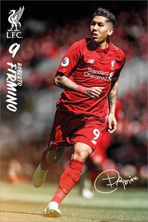 Firmino 18/19, Liverpool FC