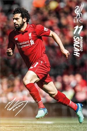 Salah 18/19 - Liverpool