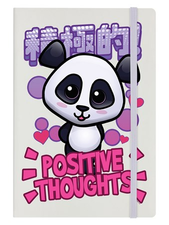 Positive Thoughts - Handa Panda