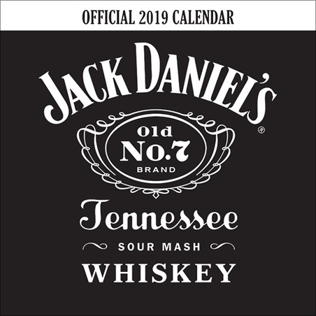 Tennessee Sour Mash Whiskey - Jack Daniels