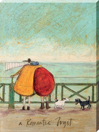 Sam Toft Canvas Print