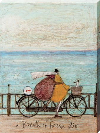 A Breath of Fresh Air - Sam Toft