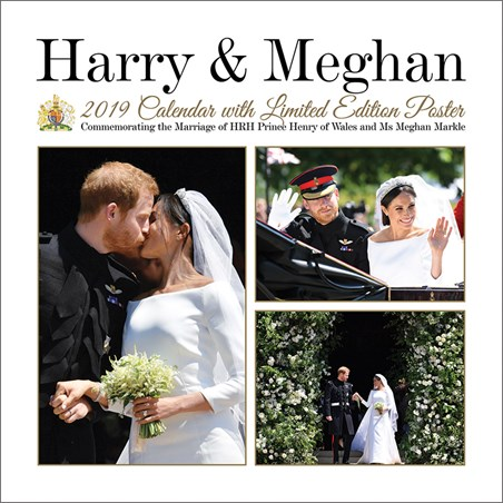 Commemorative - Harry & Meghan