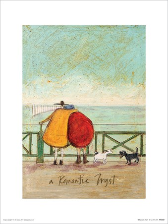 A Romantic Tryst - Sam Toft