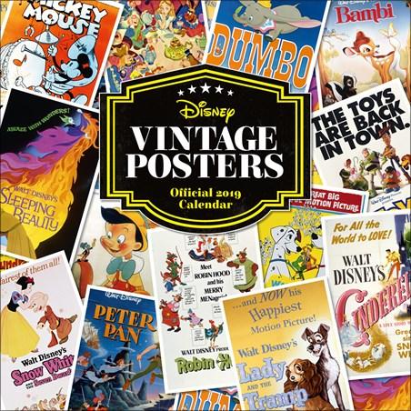 Vintage Posters - Disney