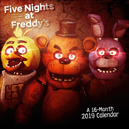 Late Night Pizza? - Five Nights At Freddys