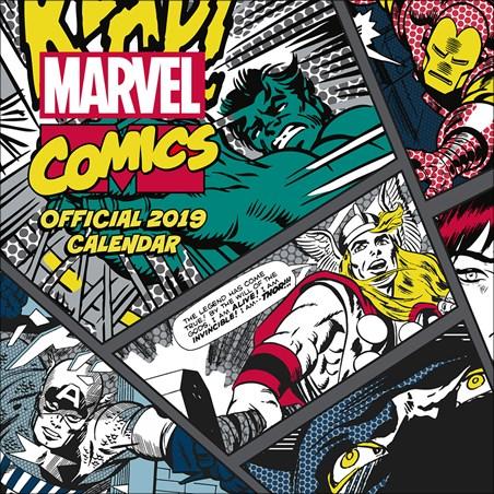Classic Comics - Marvel