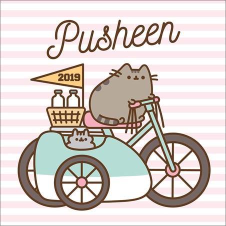 Fancy Feline! - Pusheen