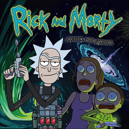 The Interdimensional Duo, Rick and Morty