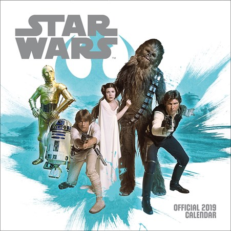 In A Galaxy Far Away - Star Wars