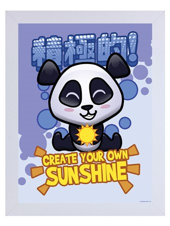 Create Your Own Sunshine - Handa Panda