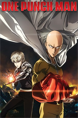 Destruction, One Punch Man
