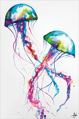 Jellyfish - Marc Allante