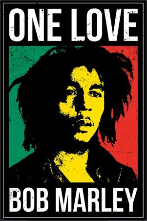 One Love, Bob Marley
