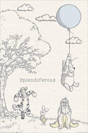 Splendiferous - Winnie the Pooh