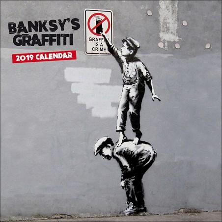 Graffiti - Banksy
