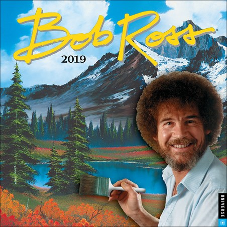 The Joy of Painting - Bob Ross
