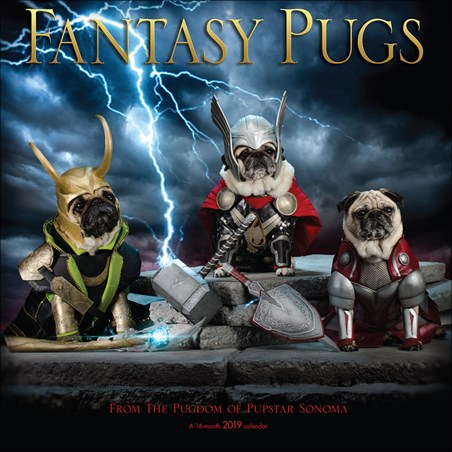 Pupstars - Fantasy Pugs