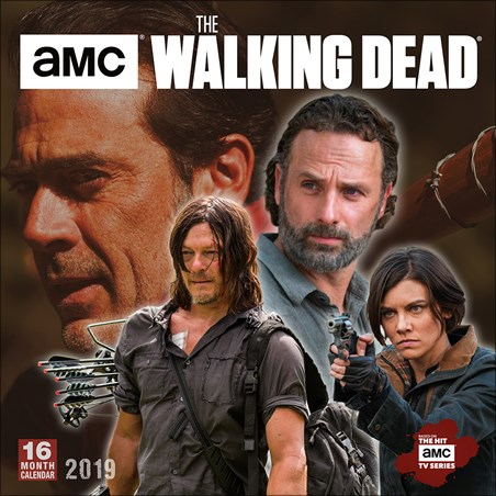 Key Characters - The Walking Dead