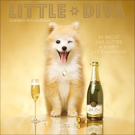 Pomeranian Princess - Little Diva