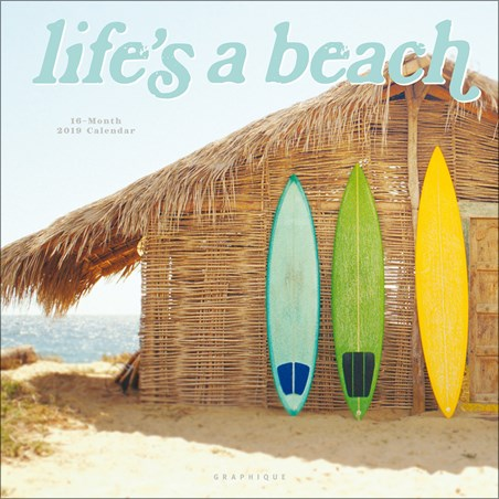 A Year To Relax - Life's A Beach