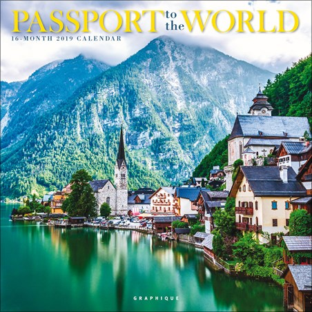 Landscapes Of The World, Passport To The World