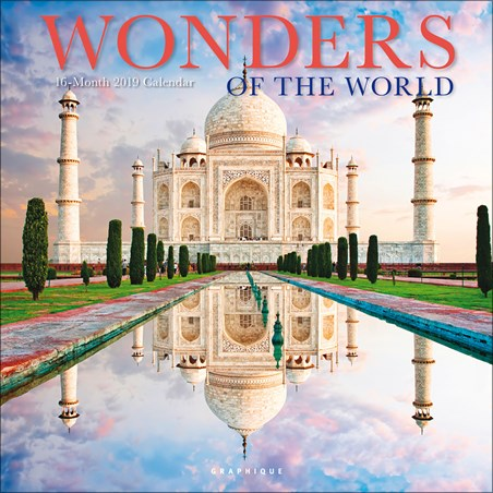 Wonders of the World, Travel
