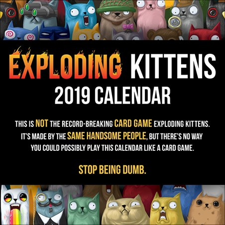 Quirky Cats - Exploding Kittens