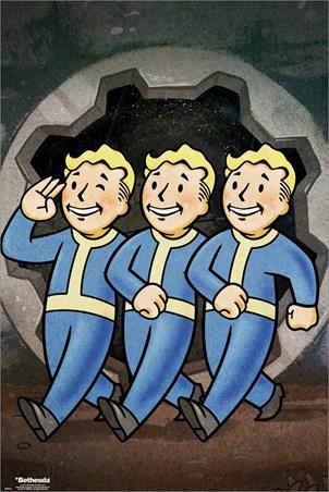 Vault Boys - Fallout 76