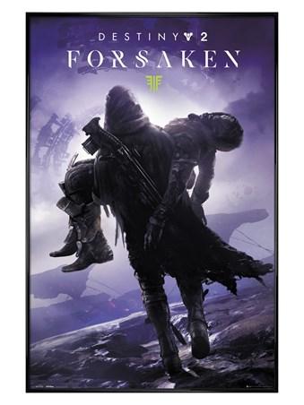 Gloss Black Framed Forsaken - Destiny 2
